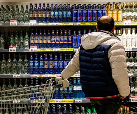 Россияне раскупили на 5% больше алкоголя
