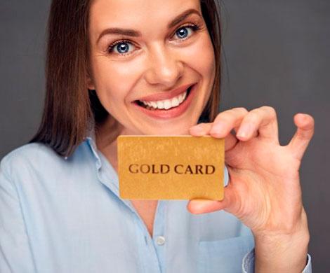 Россияне стали чаще заказывать премиальные карты