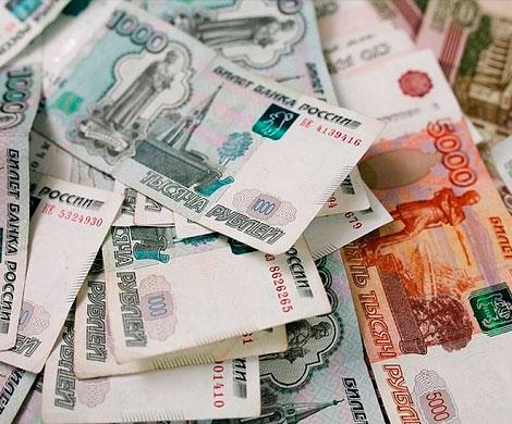 Россияне в среднем занимают наличными 264 тыс. рублей