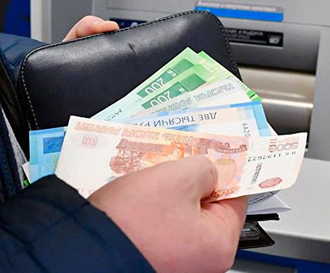 Росстат сообщил о росте реальных располагаемых доходов россиян в октябре