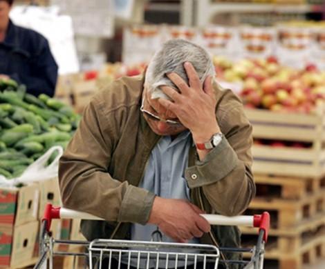 Рост цен в России бьет рекорды