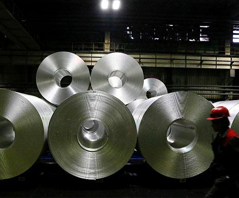 Рынок ЕС загрузили российской и турецкой сталью