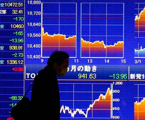 Рынок Китая завершает год с рекордным падением