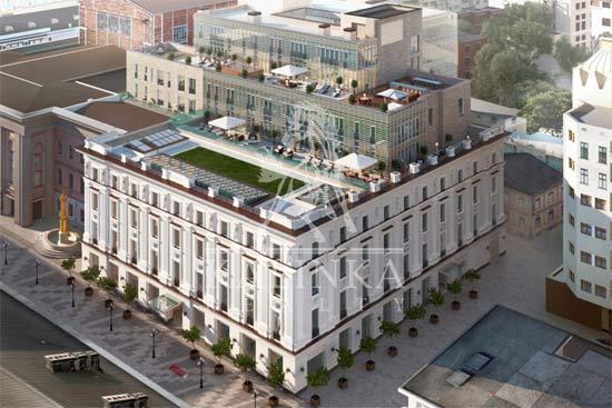 Turandot Residences - элитное жилье в центре Москвы