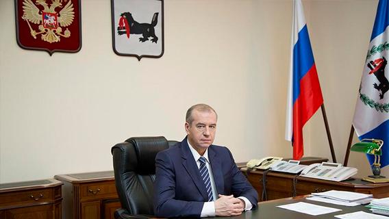 Сергея Левченко держат на коротком паводке