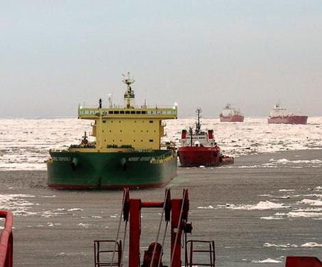 Севморпуть загрузят добычей «Роснефти»