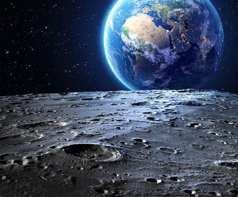 НаЛуне отыскали частицы кислорода изатмосферы Земли