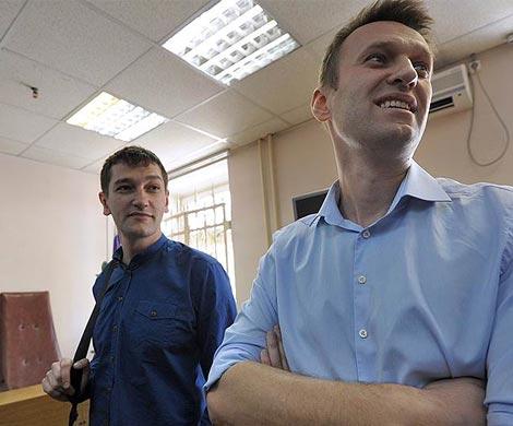 Совещание повопросу обУДО Олега Навального оставили открытым