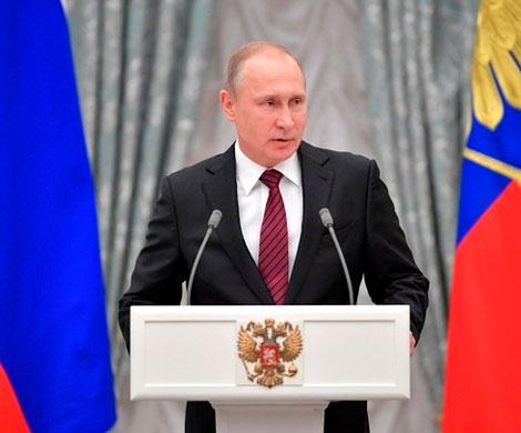Социологи пересчитали доверие Путину