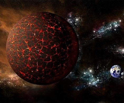 Уфологи: Нибиру, приближающаяся кЗемле— это «Звезда смерти»