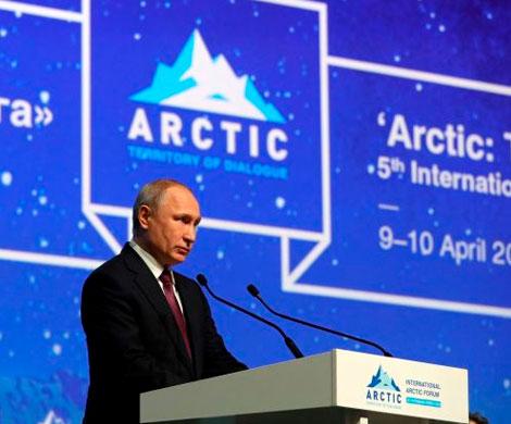 США встревожены арктическим влиянием России