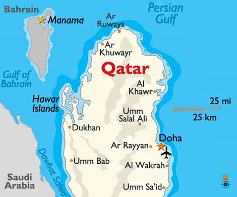 Катар получил список требований арабских стран для восстановления отношений