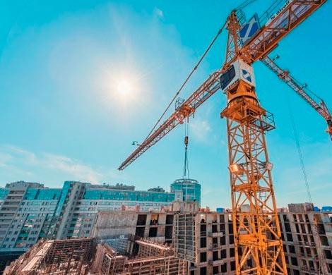 Стройкомплекс сообщает о новых строительных объектах в Новой Москве