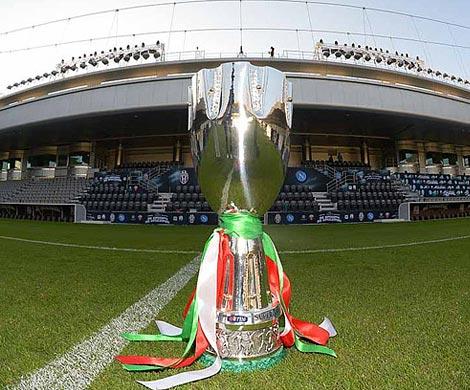 Суперкубок Италии-2016 будет разыгран вКатаре