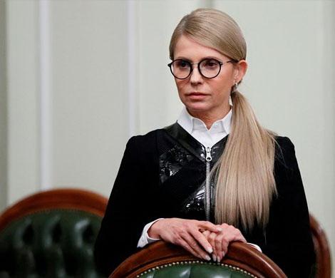 Тимошенко видит Украину газовым конкурентом России