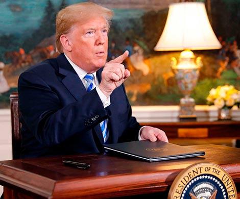 Трамп готов на ядерную сделку с РФ и КНР