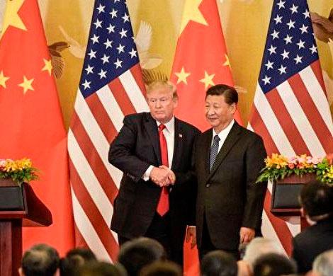 Трамп намерен договориться с Си Цзиньпином на вилле во Флориде