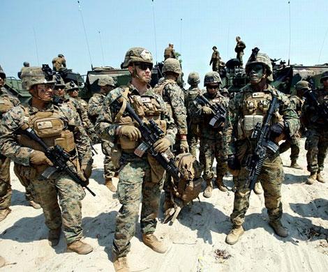 Трамп перебросит на мексиканскую границу 1000 солдат