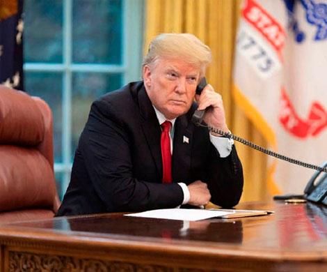 Трамп призвал Иран просить о переговорах