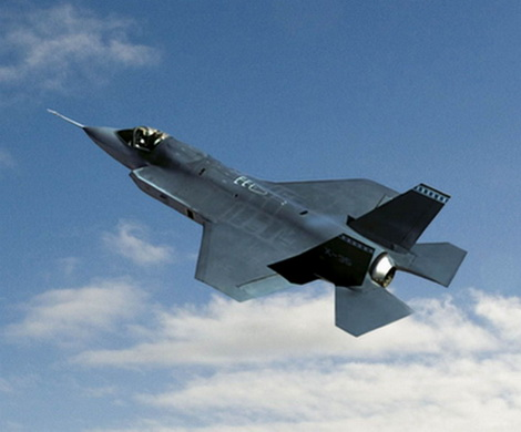 Вашингтон шантажирует Анкару «невидимками» F-35