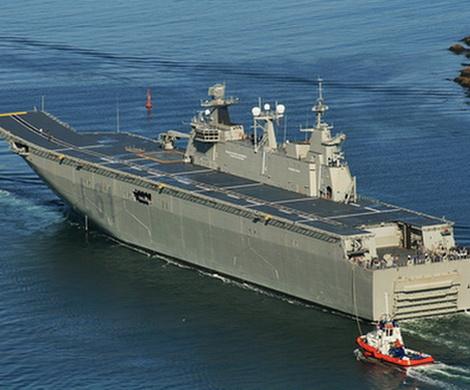 Турция опередила РФ в рейтинге военно-морских держав