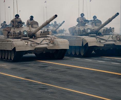 Турция начала военную операцию вСирии сучастием танков, артиллерии иавиации
