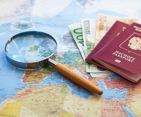 Летом выездной туризм уменьшился на25-30%