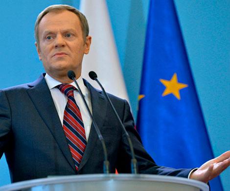 Туск назвал США самым близким другом европейского союза