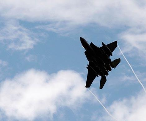 Трагедия уберегов Японии: разбился самолет американских ВВС