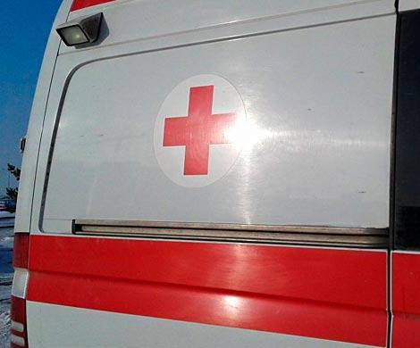 Шофёр Porshe оставил смертельно раненого мужчину у клиники вПодмосковье