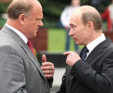 «У Путина остался год»: Зюганов сделал неожиданное заявление