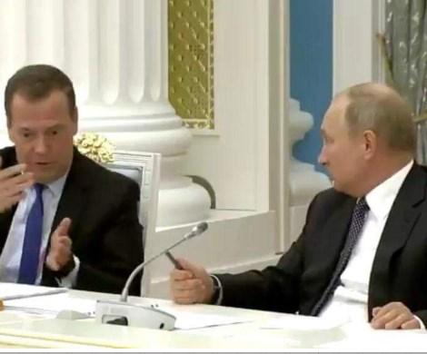 У Путина проблемы со здоровьем?: соцсети поставили президенту диагноз