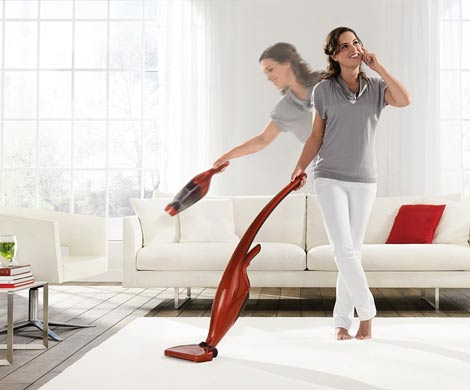 Ученые: для хорошей фигуры уборки дома недостаточно