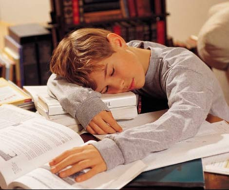 Сон после учебы улучшает память, фото fedpress.ru