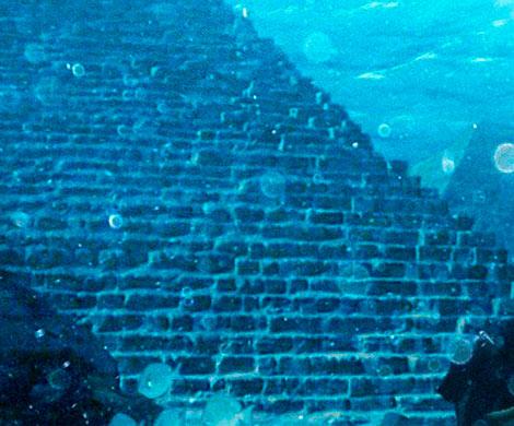 Ученые отыскали надне Тихого океана огромную пирамиду