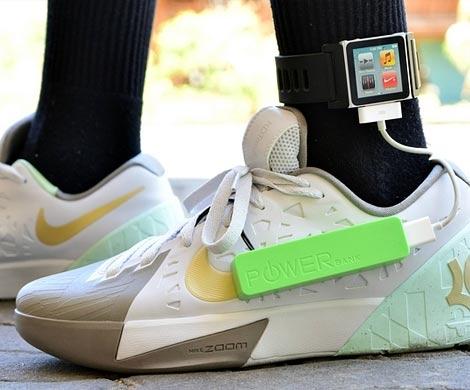 Ученые научили обувь заряжать гаджеты во время ходьбы