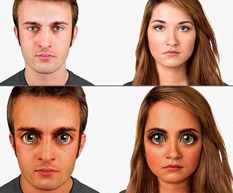 Стало известно, как будет выглядеть человек через 1 000 лет