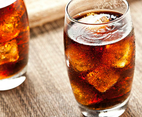 Мед. работники: Газированная вода является первопричиной ожирения