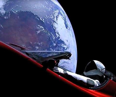 Ученые поведали обопасности Tesla для Марса