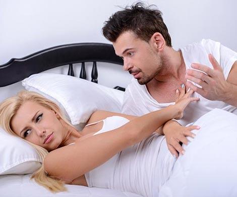Ученые выяснили почему женщины отказываются от секса