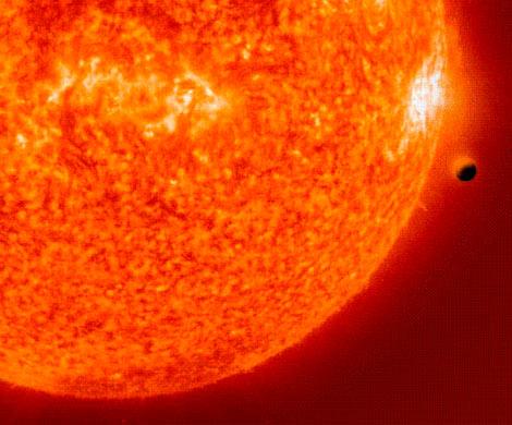 Ученые: Земля опустится наСолнце