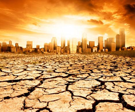 Население Земли погибнет отаномальной засухи