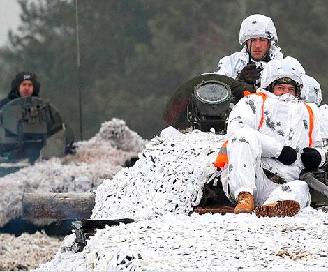 Cиловики Украины в «серой зоне»