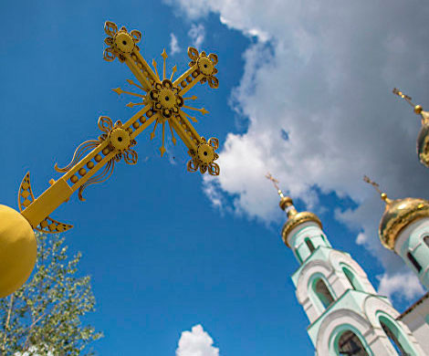 УПЦ Московского патриархата отказалась переезжать в Россию