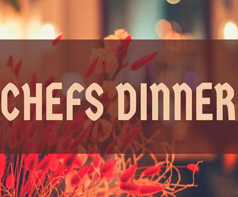 Ужин с шеф-поваром в Choice Healthy Social Club