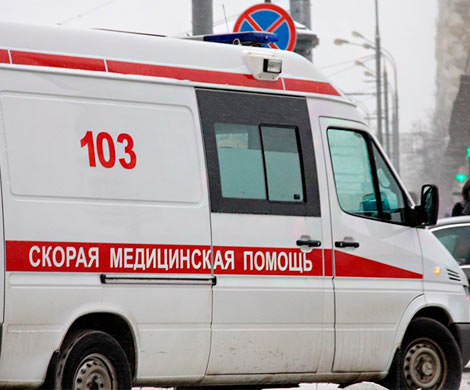 ВАбакане нетрезвый прохожий напал накарету скорой помощи