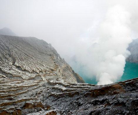 В Антарктиде обнаружен вулкан опаснее Йеллоустоунского