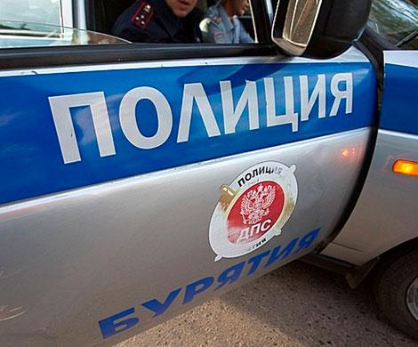 Бурятский полицейский насмерть сбил девушку ипытался сжечь автомобиль
