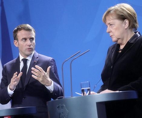 В договоре между Меркель и Макроном проявляется сдержанность партнерства