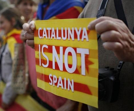 Референдум вКаталонии является преступным — европейская комиссия